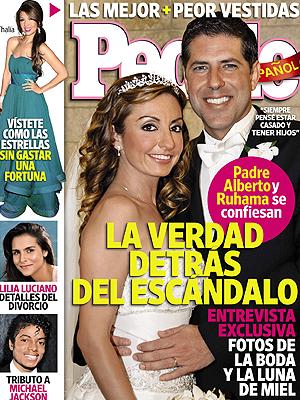 Portada PEOPLE EN ESPAÑOL septiembre 2009