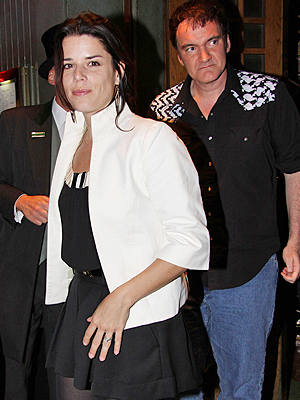 Quentin Tarantino, Neve Campbell