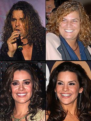 Fher, Denise De Kalafe, Greydis Gil, Luz Elena González, Separados al nacer
