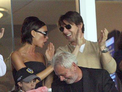 Tom Cruise, Victoria Beckham