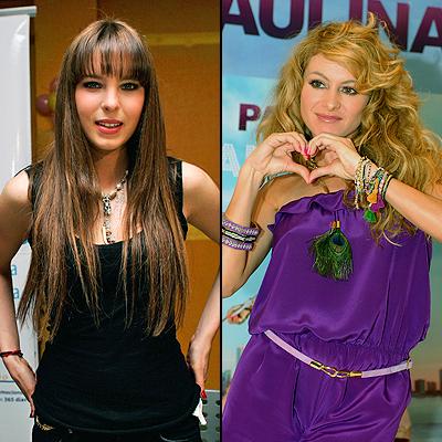Belinda, Paulina Rubio, Nueva generación