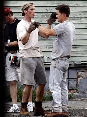Mark Whalberg, Christian Bale