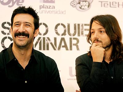 Diego Luna, José María Yazpik