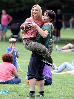 Drew Barrymore, , Justin Long