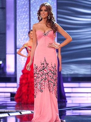 Mayra Matos, Miss Puerto Rico