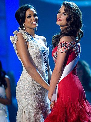 Miss Venezuela, Miss Republica Dominicana