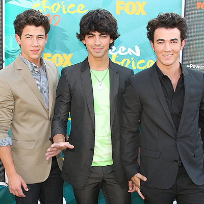 Jonas Brothers, Teen Choice Awards