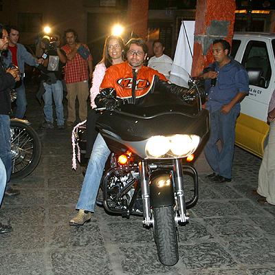 Juan Soler, Maki,Famosos sobre ruedas