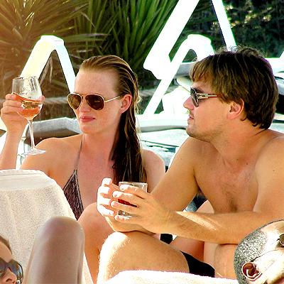 Leonardo DiCaprio, Anne Vyatliskyna