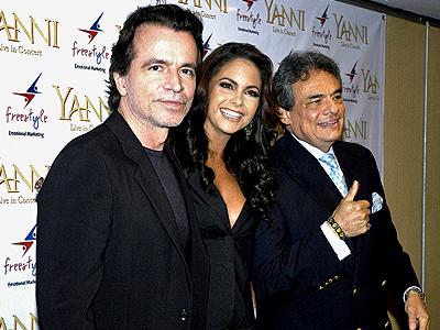 Lucero, Yanni, José JOsé