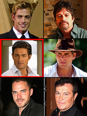 Premios People En Español 2009: Mejor actor. William Levy, Alejandro Camacho, Fernando Colunga, Christian Meier, Manolo Cardona, Arturo Peniche