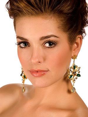 Michelle Rouillard, Miss Colombia