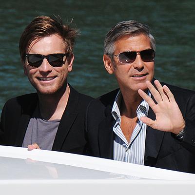 George Clooney, Ewan McGregor