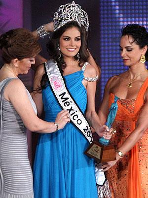 Jimena Navarrete, Nuestra Belleza México 2009