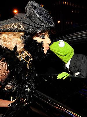 Rana René y Lady Gaga