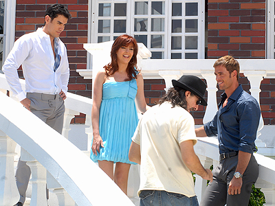 Chantal Andere, William Levy