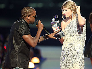 Kanye West y Taylor Swift , MTV Video Awards