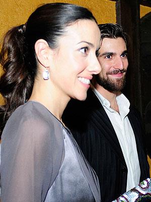 Cecilia Suárez y Osvaldo de León