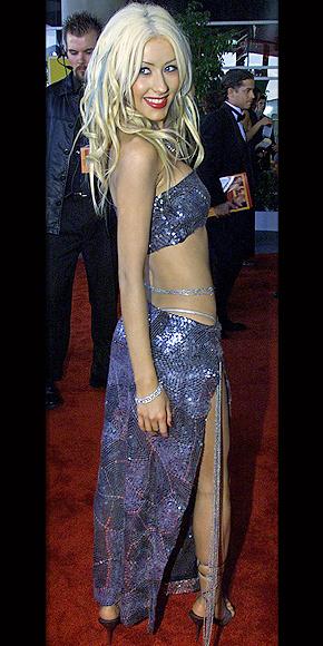 Christina Aguilera,Desaciertos GRAMMY