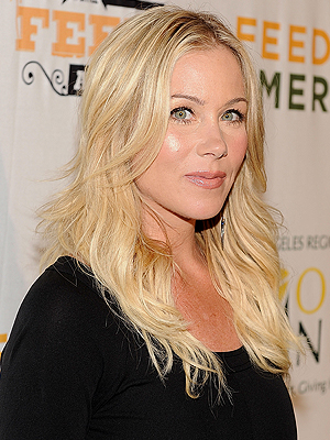Christina Applegate, famosas con cáncer