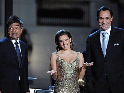 George López, Eva Longoria Parker, Jimmy Smits