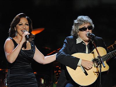 Gloria Estefan, José Feliciano