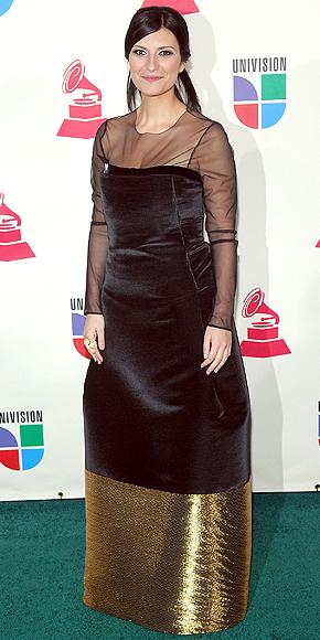 Laura Pausini, Desaciertos GRAMMY