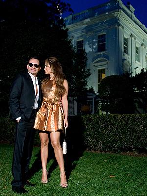 Marc Anthony, Jennifer López