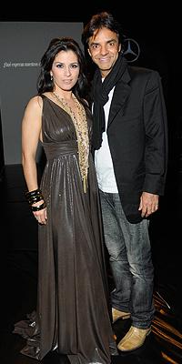 Alessandra Rosaldo, Eugenio Derbez