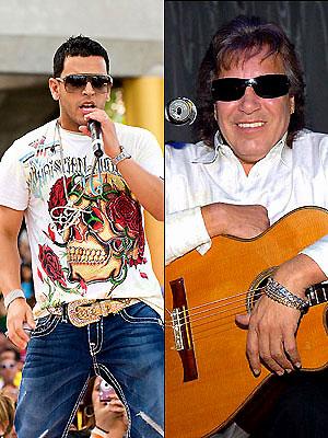 Tito el Bambino y José Feliciano