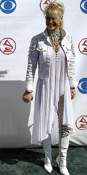 Xuxa,Desaciertos GRAMMY