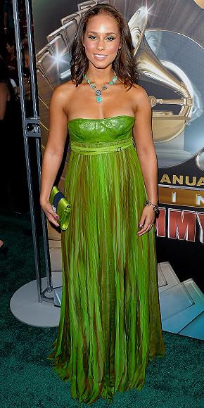 Alicia Keys, Desaceirtos GRAMMY