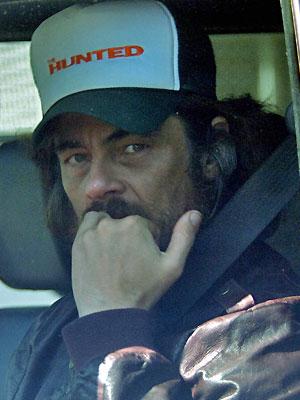 Benicio del Toro, Mala educación