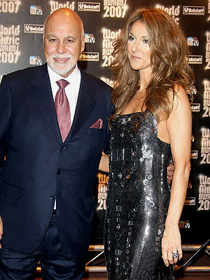 Celine Dion y René Angéli