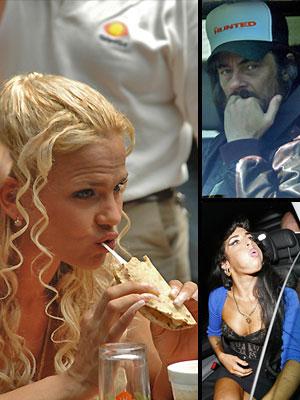 Niurka Marcos, Benicio del Toro, Amy Winehouse, Mala educación