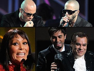 Latin Grammy: el show en momentos