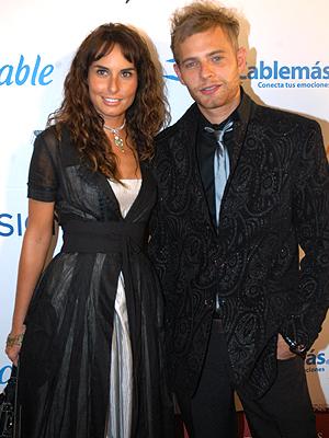 Ana Serradilla, Luis Ernesto Franco