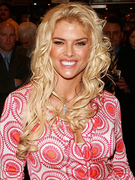 Anna Nicole Smith, escándalos