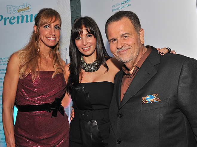 Lili Estefan, Raúl de Molina, Gisele Blondet