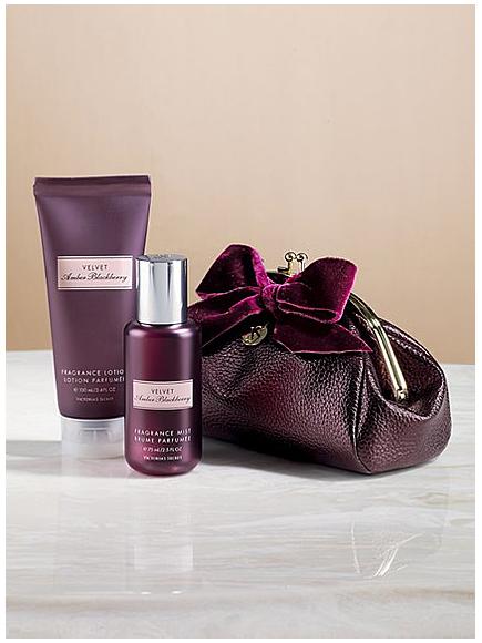 Victoria's Secret Velvet, guía de regalos de navidad