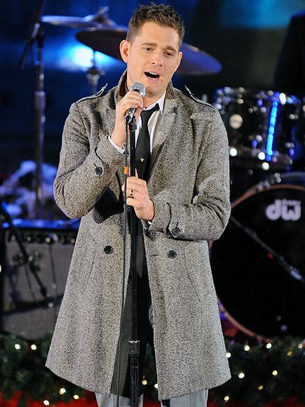 Michael Bublé, Famosos Navidad