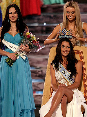 Miss México, Perla Beltrán, Miss Mundo, Kaiane Aldorino