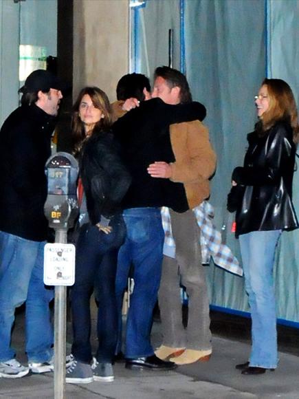 Penélope Cruz, Javier Bardem, Sean Penn, Diane Lane, Josh Brolin