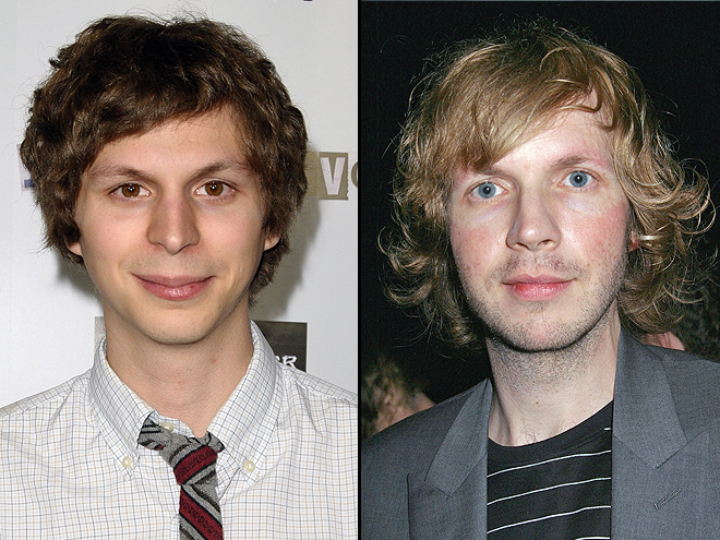 MICHAEL CERA AND BECK