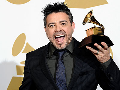 Luis Enrique, Grammy 2010