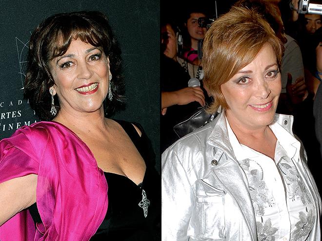 Carmen Maura, Silvia Pasquel, Separados al nacer