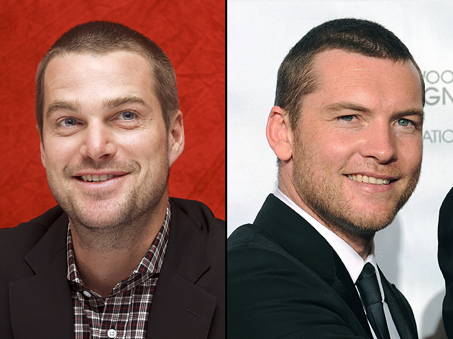 Chriss O'Donnell, Sam Worthington, Separados al nacer