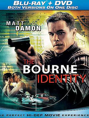 La trilogía de Jason Bourne en Blu-Ray+DVD de Universal Pictures
