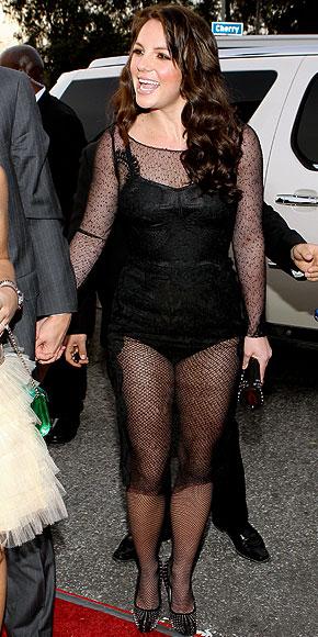 Britney Spears, Peor vestidos 2010