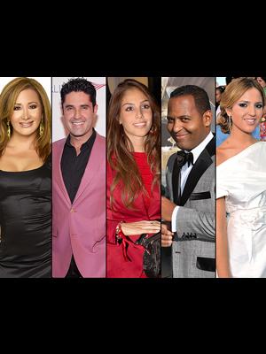 Finalistas Elige a tu bello, Jessica Maldonado, Rodolfo Jiménez, Sandra Echeverria, Tony Dandrades, Eiza González